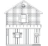 Photo 2 Bed, 1 Bath New Home plan in Fletcher, NC