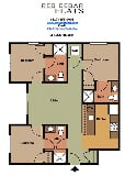 Photo Red Cedar Flats Apartments - Price for the...