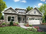 Photo 3 Bed, 2 Bath New Home plan in Canonsburg, PA