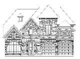 Photo 4 Bed, 3 Bath New Home plan in Garland, TX